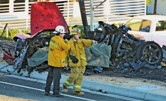 Paul Walker accidente