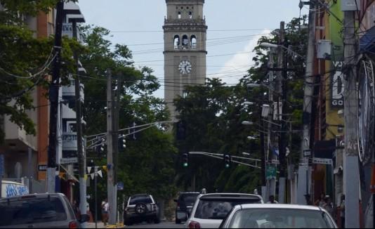 Avenida Universidad, en Río Piedras.