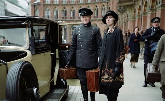 Fans esperan la cuarta temporada de Downton Abbey