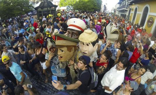 Fiestas de la Calle San Sebastián 2014