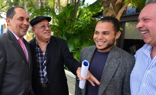 El junte, organizado por Humberto Ramírez, será en el teatro Tapia.