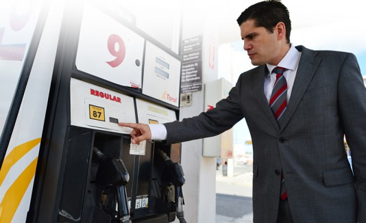 gasolinera daco