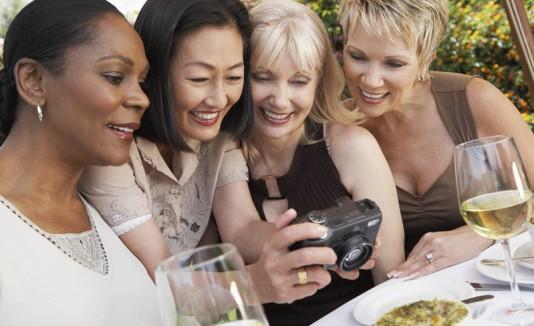 Fotos en restaurantes