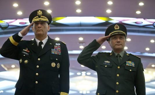 Jefe de Ejército de EEUU visita China