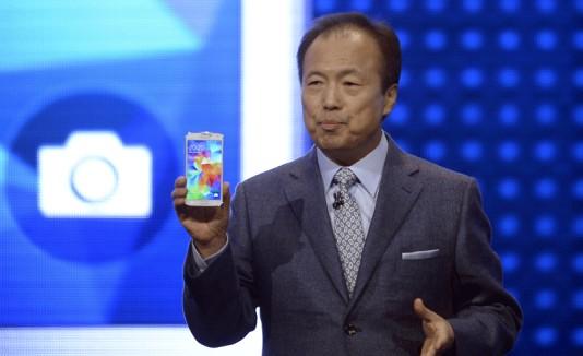 Samsung presenta el Galaxy S 5