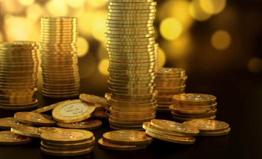 monedas oro