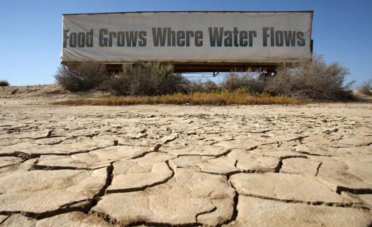 Sequía California