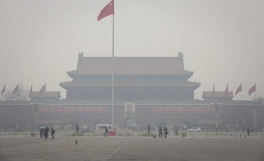 China contaminado