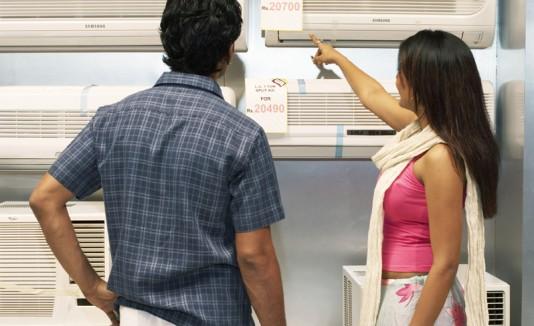 Aires acondicionados  consumen el 51% de la electricidad del país.