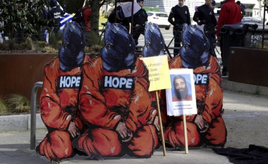 Amnistía Internacional Guantánamo