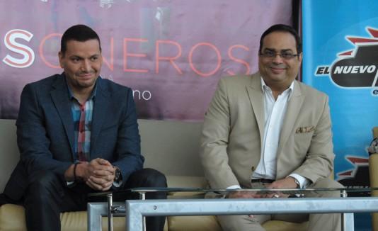 Victor Manuelle y Gilberto Santa Rosa