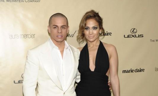 Casper Smart y J.Lo