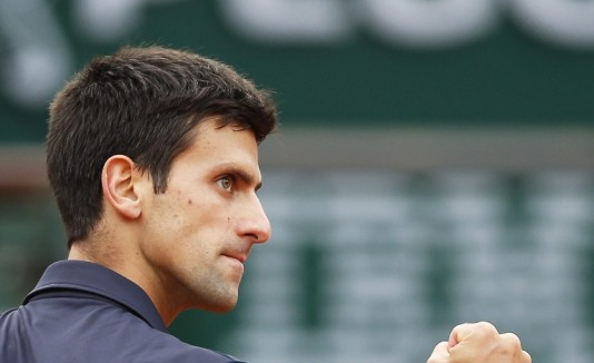 Djokovic enfrentará en semifinales a Ernests Gulbis.