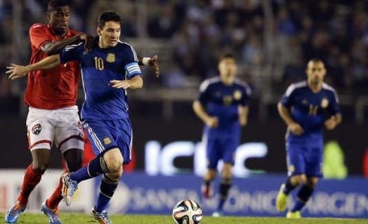 Argentina, Leo Messi