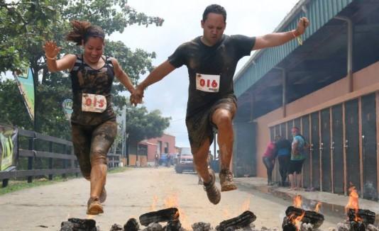 Fango Extreme Run 2014