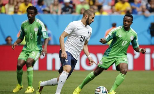 Francia vs. Nigeria