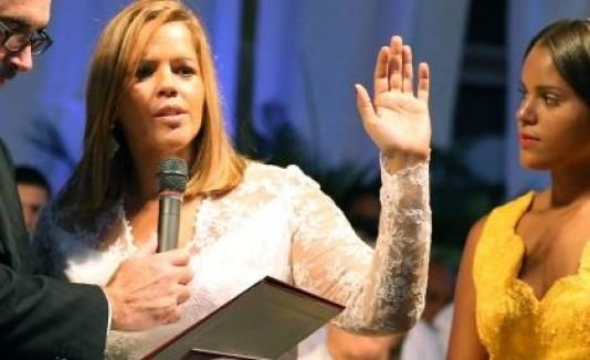 La nueva ejecutiva municipal  de Canóvanas, Lornna Soto, aseguró que cumplirá con la recién firmada ley que regula los sueldos de los alcaldes.