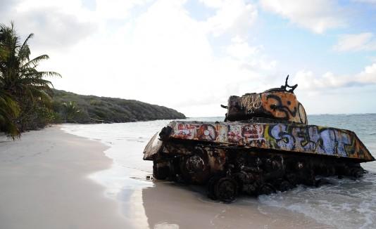 Tanque de Culebra