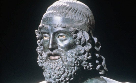 Estatua de Riaci