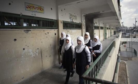 Niños de Gaza