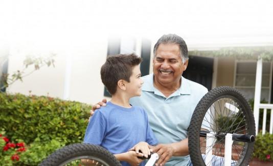 Los abuelos pueden recurrir al tribunal para establecer lazos y visitas con sus nietos.