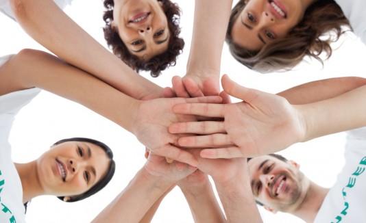 El 49% de los encuestados hace o hizo trabajo voluntario.