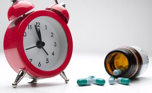 Cronoterapia, medicamentos