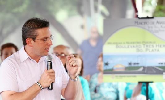 El gobernador Alejandro García Padilla asignó $1.7 millones para la construcción.
