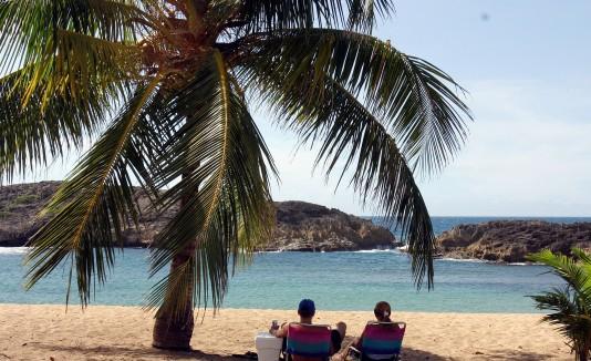 Mar Chiquita, en Manatí, es una de las playas que serán monitoreadas diariamente por el SNM.