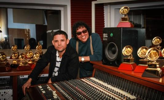 Profesores nominados a Grammy