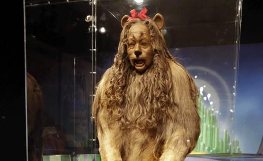 Disfraz del león del Mago de Oz