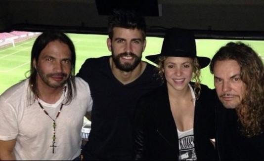 Shakira Y mana
