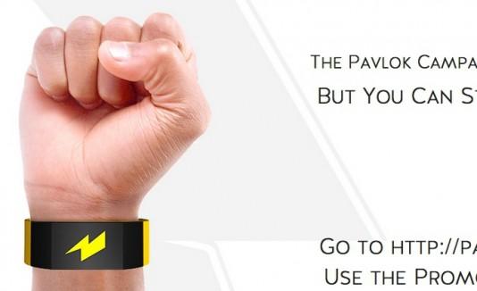 La pulsera cuenta con Human Detection para reconocer cuando una persona la tiene puesta.