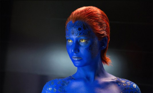 Jennifer Lawrence (Mystique)