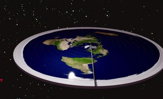 Planeta flat