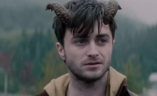 """Película """"Cuernos"""" de Daniel Radcliffe"""