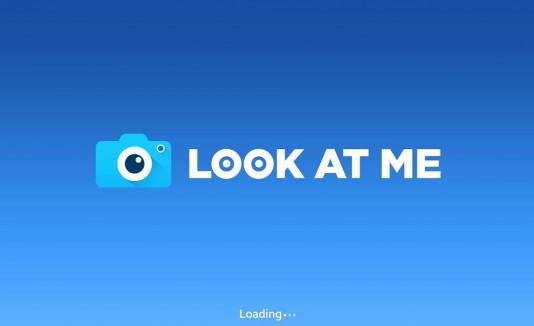 Look at me app