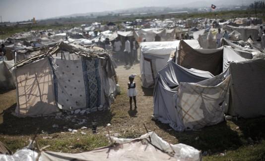 Orfanato Haití