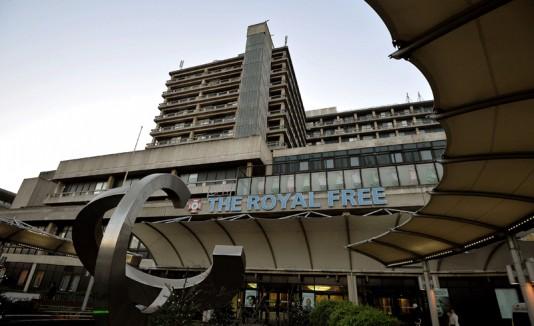 Hospital ébola Londres