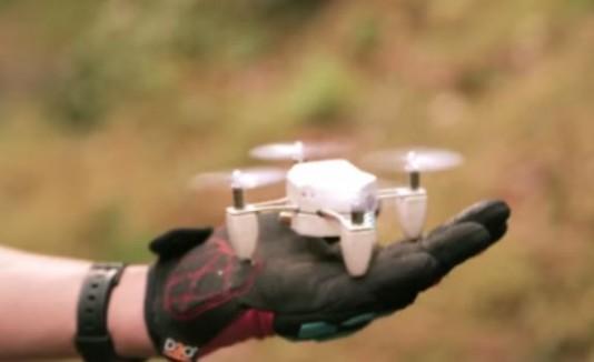 Drones para selfies