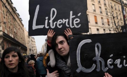 París protesta