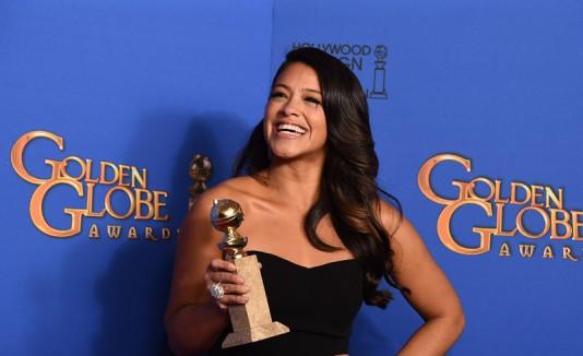 Latina de raíces puertorriqueñas gana un Golden Globe