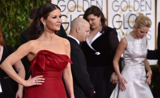 Catherine Zeta-Jones, Golden Globe