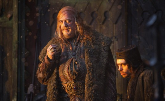 Stephen Fry en The Hobbit: The Desolation of Smaug