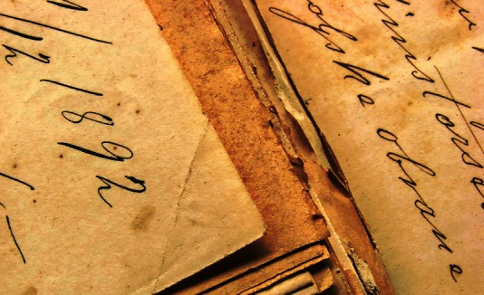 Manuscrito, Documento