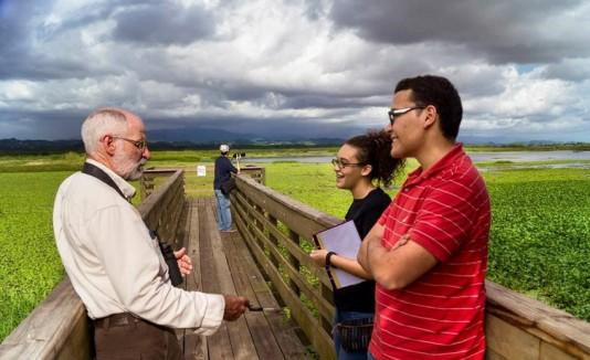La organización establecerá colaboraciones con asociaciones estudiantiles para llevar a cabo reforestaciones de impacto ecológico en Puerto Rico.