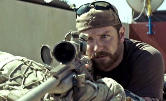 Bradley Cooper en American Sniper