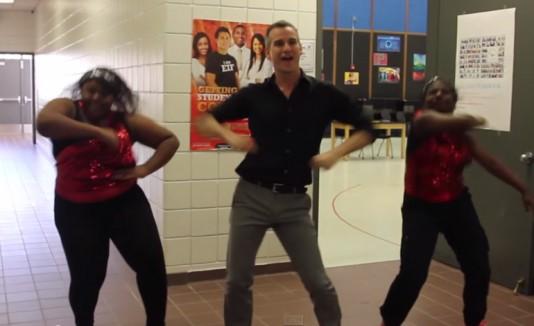 maestro bailando