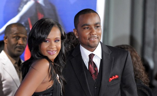 Bobbi Kristina Brown y Nick Gordon.