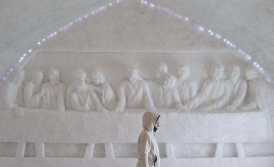 Iglesia de hielo